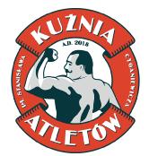 kuźnia atletów logo